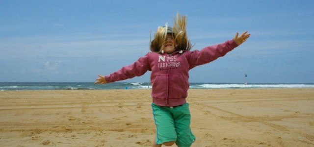Things to do in Biarritz when you're Six.