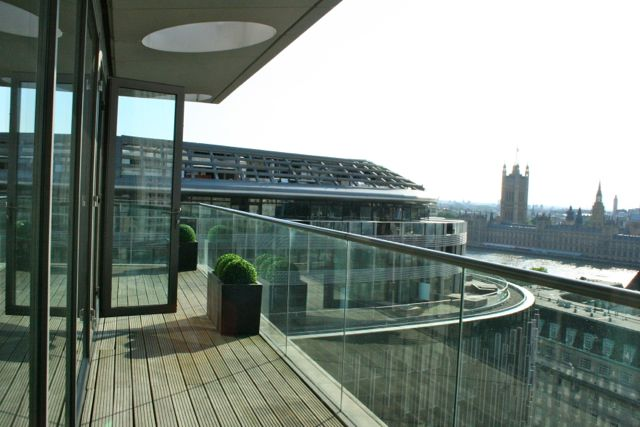 view from park plaza county hall
