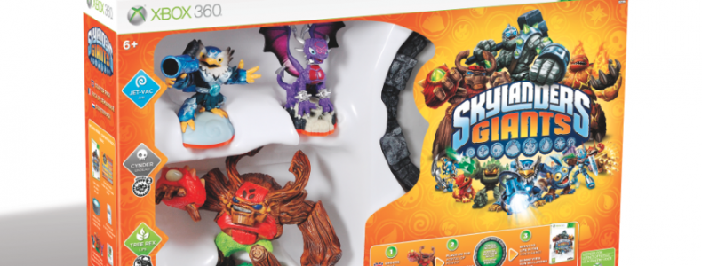 Skylanders Giants: A Review