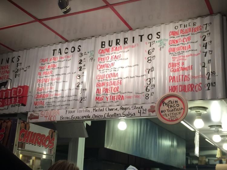 the taco stand la jolla