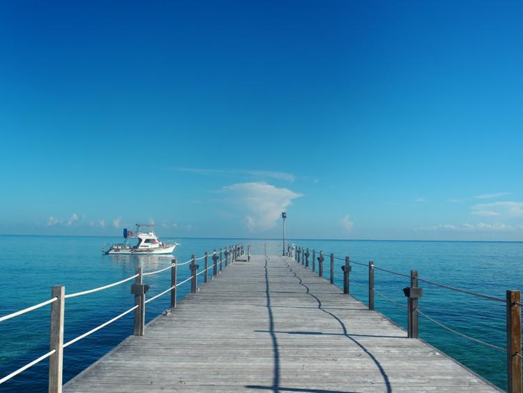 dock at Ocho Rios Beaches