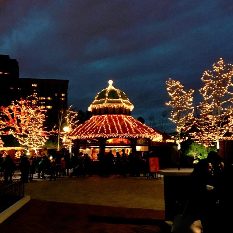 lincoln zoo lights