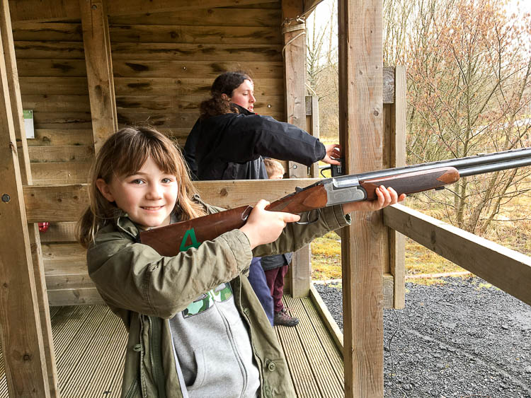 shooting at kielder