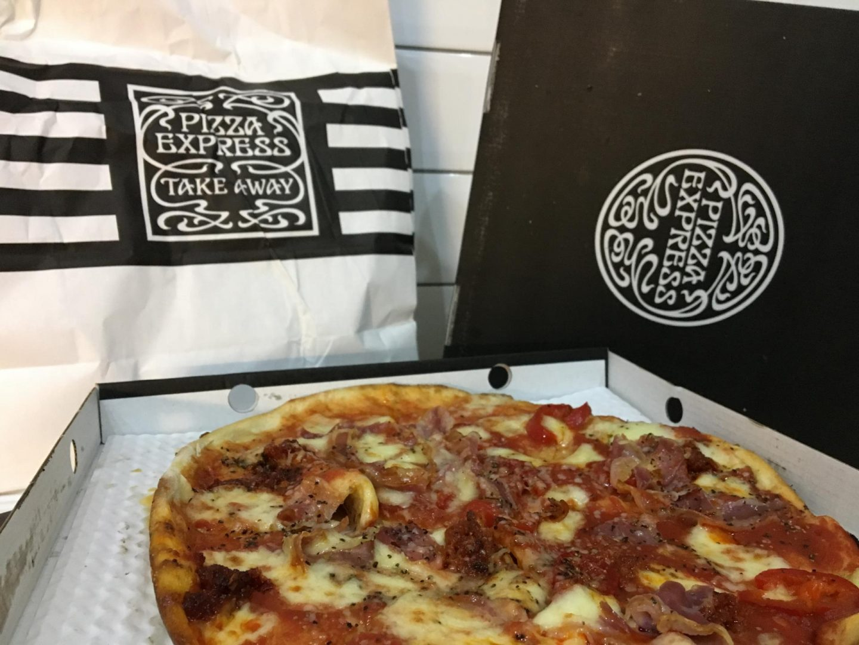 pizza express etna