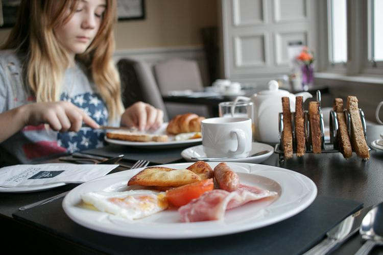 duchally breakfast