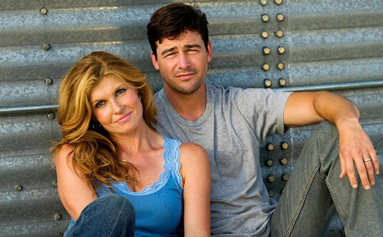 best TV couples Tami and Eric Taylor