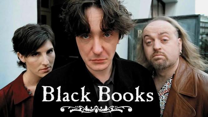 black books boxset sky