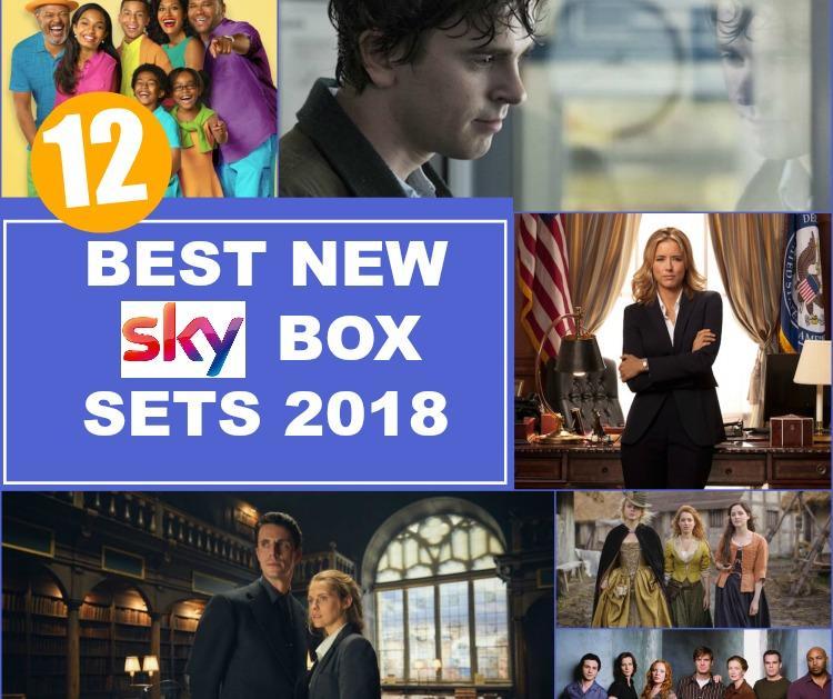 best box sets on sky 2018