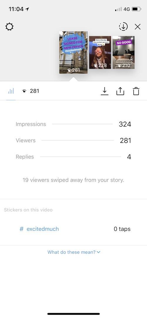 how to see who watches your instagram stories