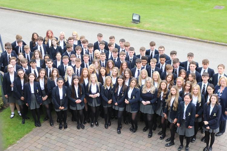 Year 11 group photo